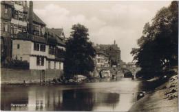 """E620 Ansichtskarte """"Hannover"""" - Leinepartie Gelaufen 19.9.1929 - Hannover"""