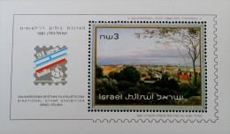 """HAIFA´91"" EXPO PHILATELIQUE ISRAËL-POLOGNE 1991 - NEUF ** - YT BL 45 - MI BL 44 - Israel"
