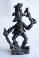 Rare FIGURINE KINDER  METAL PIRATE GROTESQUE 1 - U-EI Piraten - Figurines En Métal