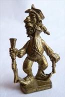 Rare FIGURINE KINDER  METAL PIRATE GROTESQUE 3 - U-EI Piraten - Figurines En Métal