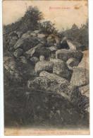 42/88 - CPA SENONES - Les Roches Margot - Feldpost - Senones