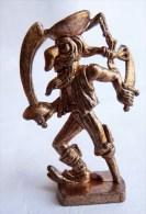 Rare FIGURINE KINDER  METAL PIRATE GROTESQUE 5 - U-EI Piraten - Figurines En Métal