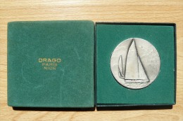Médaille Drago Paris Nice - Lions International - Bateau - Voilier - Professionals / Firms