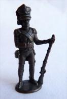Rare FIGURINE KINDER  METAL 70's - SOLDATS NAPOLEONIENS 1804-1815 Grenadier 3 - Metal Figurines