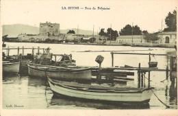 Cpa La Seyne Fort Du Balaguier - La Londe Les Maures