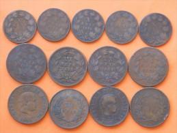 PORTUGAL        13 COINS -  -  (Nº08034) - Kilowaar - Munten