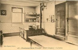 Sugny. Pensionnat Saint-Vincent, La Cuisine - Vresse-sur-Semois