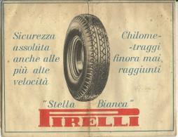 CARTA DELLA AUTOSTRADA PADOVA-VENEZIA E DELLE DOLOMITI  Omaggio Della Società Italiana Pirelli - Carte Stradali