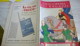ENCICLOPEDIA DEI RAGAZZI N. 16 7/2/35 - Enciclopedie