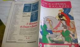 ENCICLOPEDIA DEI RAGAZZI N.18 21/2/35 TENNIS - Enciclopedie