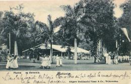 AK INDONESIEN JAKARTA  Batavia, Suriname PLANTEN  ALTE POSTKARTE  VOR 1904 - Indonesien