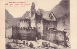 CPA 65 - LUZ - L'Eglise Des Templiers Dans Son état Primitif