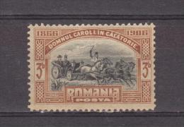 1906 - 40 Anniv. Du Gouvernement  De CHARLES I  Mi No 188 Et Y&T 173  MH - Ungebraucht