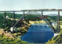 15 - VIADUC DE GARABIT- CONSTRUIT PAR EIFFEL EN 1885 - France