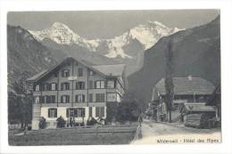Wilderswil Hôtel Des Alpes - BE Berne