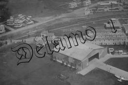AVIAZIONE --Vista Aerea dell�aeroporto ALFREDO BARBIERI di Montecelio (Guidonia)(1934)
