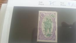 LOT 218946 TIMBRE DE COLONIE SOMALIS NEUF* N�75  VALEUR 14 EUROS