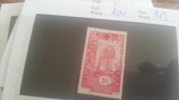 LOT 218962 TIMBRE DE COLONIE SOMALIS NEUF* N�100 VALEUR 13 EUROS