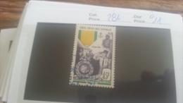 LOT 218979 TIMBRE DE COLONIE SOMALIS OBLITERE N�284 VALEUR 11 EUROS