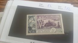 LOT 218986 TIMBRE DE COLONIE SOMALIS NEUF* N�24 VALEUR 12 EUROS