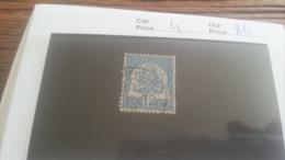 LOT 219089 TIMBRE DE COLONIE TUNISIE OBLITERE N�4 VALEUR 24 EUROS