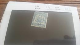 LOT 219099 TIMBRE DE COLONIE TUNISIE NEUF* N�13 VALEUR 63 EUROS