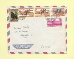Congo - Gorille - Jeux Olympiques - 1947-60: Lettres