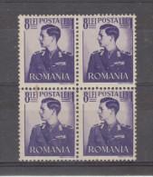 1942 - Roi Michel I  Y&T No 690  MNH - Ungebraucht