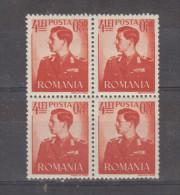 1942 - Roi Michel I  Y&T No 688  MNH - Ungebraucht