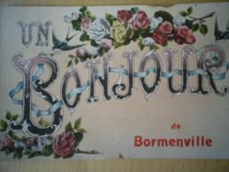 BORMENVILLE _ Un bonjour
