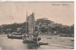 Nr. 1987,  AK  Blankenese, Süllberg,  1911 - Blankenese