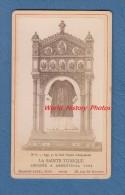 Photo Ancienne CDV Avant 1900 - ARGENTEUIL - Exposition De La Sainte Tunique - 1894 - Bouasse Lebel éditeur - Foto