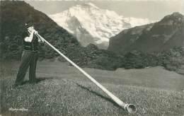 Alphornbläser - Farmers