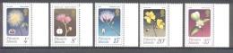 Pitcairn Islands - Pitcairninsel 1973 - Michel Nr. 130 - 134 ** - Briefmarken