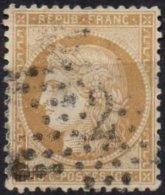 FRANCE - 10 C. Siège De Paris  Oblitéré - 1870 Siege Of Paris