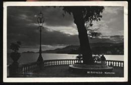 RAPALLO - GENOVA - 1934 - NOTTURNO. ANIMATA. - Genova