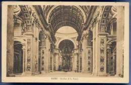 ROMA, Basilica Di S.Pietro, Gel.um 1924, 2 Marken - Ohne Zuordnung