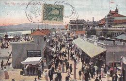 Ac - Cpa USA - The Pike At Long Beach, California - Long Beach