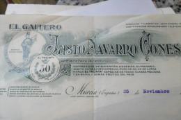Murcia El Gaitero Justo Navarro - España