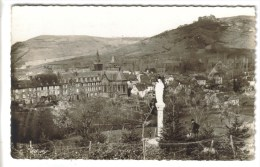 CPSM CLAIRVAUX D'AVEYRON (Aveyron) - Vue Générale - France