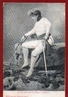 SARAH BERNHARDT DANS L'AIGLON ARTISTE THEÂTRE NAPOLEON PHOTO BOYER - Femmes Célèbres