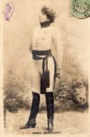 SARAH BERNHARDT DANS L'AIGLON ARTISTE THEÂTRE NAPOLEON PHOTO BOYER PEUT ÊTRE DEDICACE - Femmes Célèbres
