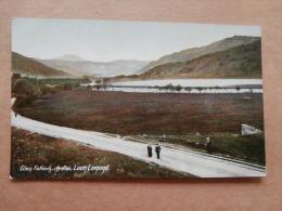 36730 PC: STIRLINGSHIRE: Glen Falloch Ardlui, Loch Lomond. - Stirlingshire