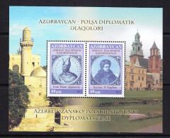 AZE-12    AZERBAIJAN 2012 AZERBEJDZANSKO-POLSKIE STOSUNKI DIPLOMATYCZNE
