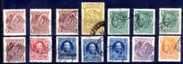 Creta-011 - 1900 - Y&T: N.1/7 + 11 - - Creta