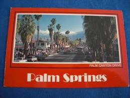 Palm Canyon Drive, Palm Springs, California - Palm Springs