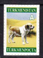 TKM-04TURKMENISTAN – DOG - Turkmenistan