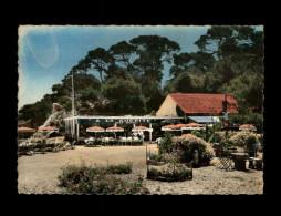 06 - CANNES - ILE SAINTE-MARGUERITE - Restaurant - Cannes