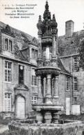 Château De Sauveboeuf Près Montignac - Fontaine Monumentale - Other Municipalities