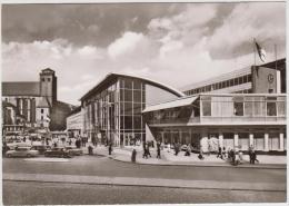 AK - Köln - Am Hauptbahnhof - 60iger - Koeln